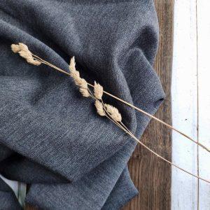 Fine imitation stretchy wool