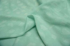 Mint green double guaze -xg.MGDG