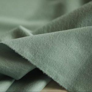Heavy weight jersey texture soft wool - sage japanese -jdby.WJ